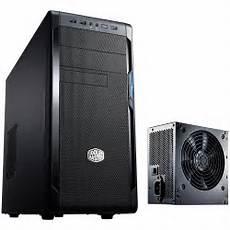 cooler master n300 noir alimentation b400 v2 400w