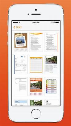 app mit vorlagen f 252 r pages derzeit kostenlos heise