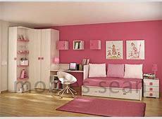 Pink white kids room   Interior Design Ideas.