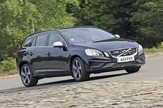 Volvo V60 R Design Drives Auto Express