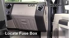 2008 ford f350 fuse box location interior fuse box location 2008 2016 ford f 350 duty 2008 ford f 350 duty xl 6 4l
