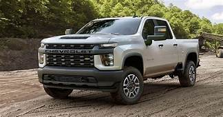 2020 Chevy Silverado HD Tows Up To 35500 Pounds Has