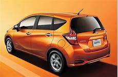 Electric Nissan Note Gets New Range Extender Tech Autocar