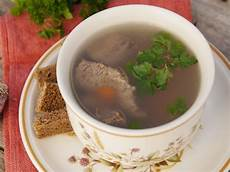 types of clear soup to warm yourself