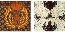 Gambar Motif Batik Burung Garuda Contoh Motif Batik