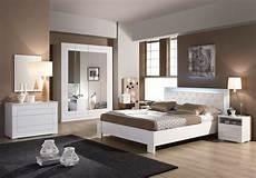 chambre meuble blanc meubles chambre 224 coucher laqu 233 blanc alaska design