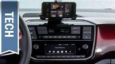 Ausprobiert Volkswagen Composition Phone Infotainment Mit