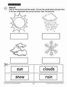 printable weather worksheets for kids mreichert kids