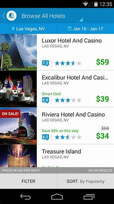 priceline hotels travel for android free download