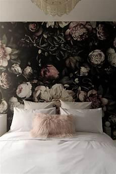 Flower Wallpaper In Bedroom preciously me one room challenge bedroom makeover