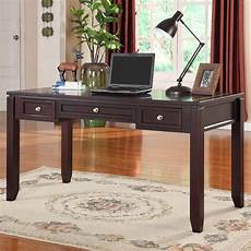 home office furniture boston parker house boston 57 in writing desk merlot 413 91