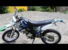 Jupiter Mx Modif Trail by Motor Bebek Yamaha Jupiter Mx 2006 Modifikasi Trail