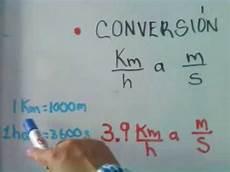 Km To H by Conversi 211 N De Km H A M S