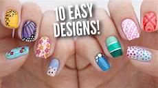 10 easy nail art designs for beginners the ultimate guide