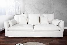 sofa weiss casa padrino designer wohnzimmer 3er sofa weiss luxus