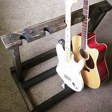 Handmade Wood Guitar Bass Stand For Sale These Stands Are