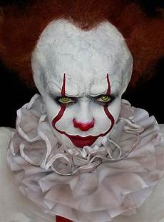 Horror Clown Schminken - make up set pennywise horror clown schminkset