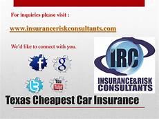 ppt cheapest car insurance powerpoint presentation