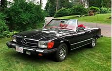 65k Mile 1979 Mercedes 450sl Bring A Trailer