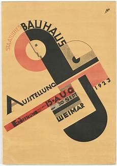 joost schmidt staatliches bauhaus ausstellung 1923
