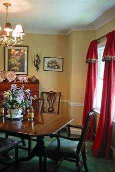 dining room yellow walls with drapes dining room grand mash up dining room paint colors