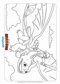 playmobil dragons coloring sheet 03 time