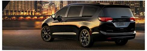 What Is Included In The 2018 Chrysler Pacifica S
