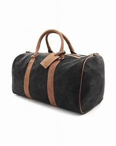 sac de voyage homme le cuir est si chic