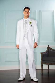 Wedding White Tux