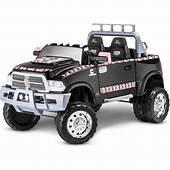 KidTrax Ram 3500 Dually Longhorn Edition 12 Volt Battery