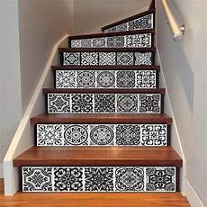 re escalier murale yazi 6pcs morocco style self adhesive stairs sticker pvc