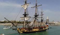 l hermione le bateau de la fayette a quitt 233 la rochelle
