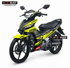 Mx New Modif by Modif Striping New Jupiter Mx Ala Tech3 Motogp Pake