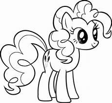 mewarnai gambar my pony the mewarnai