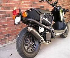 honda ruckus seat bag honda ruckus riders