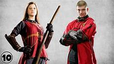 top 10 harry potter quidditch players