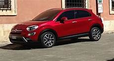 fiat 500 crossover new fiat 500x small crossover leaked motoroids