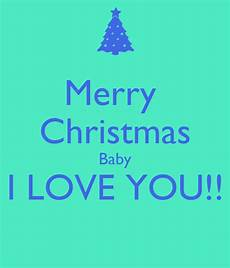 merry christmas baby i love you poster cassidy keep calm o matic