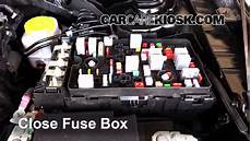 Replace A Fuse 2015 2017 Chrysler 200 2015 Chrysler 200