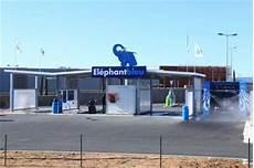 Franchise Elephant Bleu Lavage Automobile Haute Pression