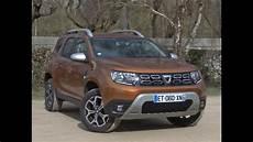 Essai Dacia Duster 1 5 Dci 110 Prestige 2018
