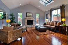 Small Home Contemporary Living Room San Francisco