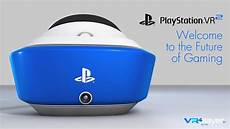 playstation vr 2 psvr2 concept design welcome to the