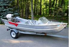 1959 aluminum boat meyers tail fins runabout 1959 johnson outboard motor meyers