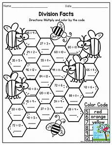division worksheets coloring 6132 division facts multiply and color by code multiplication worksheets math division math