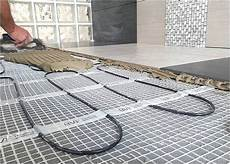 Fußbodenheizung Trockenbau Nachteile - fu 223 bodenheizung elektrisch laminat elektrische