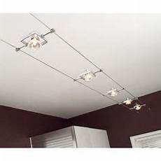 Luminaire Spot Sur Cable Leroy Merlin