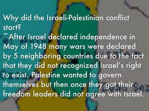 When Did Palestine Exist