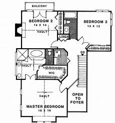 tri level house floor plans tri level home plan 20021ga architectural designs