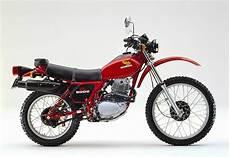 Honda Xl 500 1979 1985 Waschechter Dfhammer